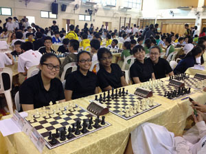 54th National Inter-school Team Chess Championships 2013 - 03