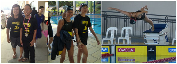 54th National School Swimming Championships Photos