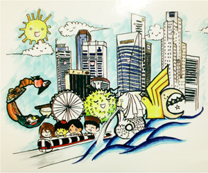 Doodle for Google 2010 - Submission