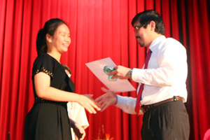 East Zone Music Competition - Award Presentation