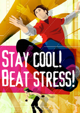 Stay Cool! Beat Stress - Booklet